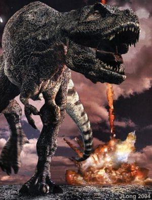 Tyrannosaurusr400