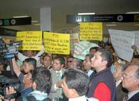 Protestadetaxisenelaicm